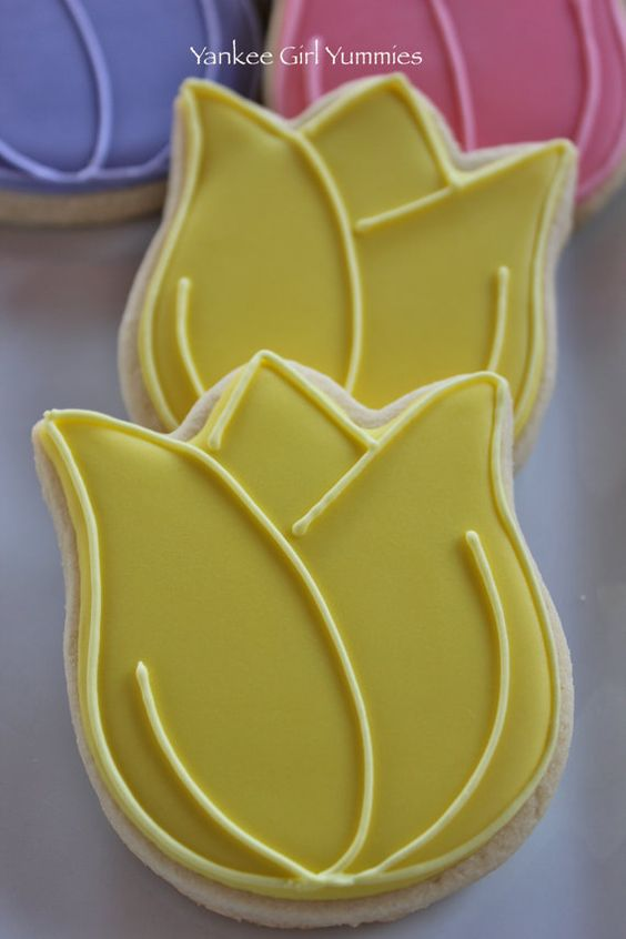 Tulip, Cookies and Simple on Pinterest