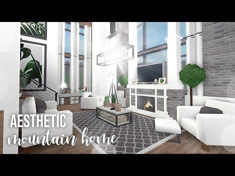 Aesthetic Cute Living Room Ideas Bloxburg Homyracks