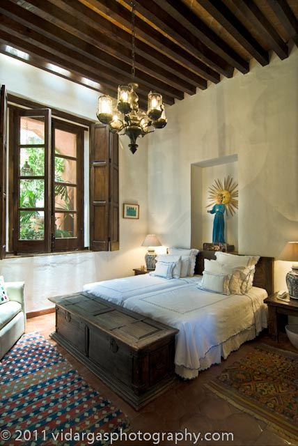 Pinterest the world s catalog of ideas for Spanish style bedroom