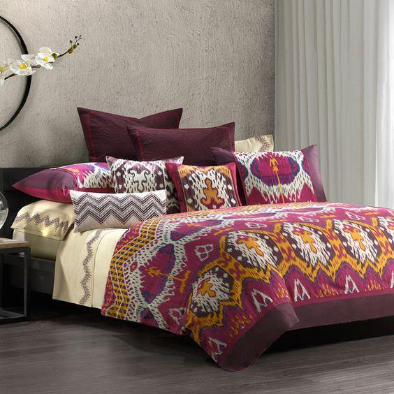 Bed & bath, Boho chic and Boho on Pinterest