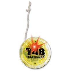 Red LED Lighted Yo-Yo\'s $1.69 each Great #PromotionalProducts for your next #Event #PartyFavors #PromoProducts #Toys