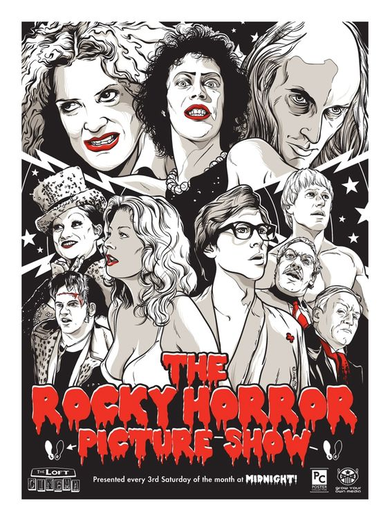 Rocky Horror Picture Show by Joshua Budich