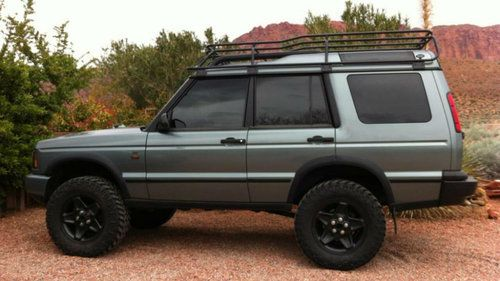 Land Rover Discovery Series 2 Low Profile Edition Roof Rack Voyager Racks Land Rover Discovery Rover Discovery Land Rover