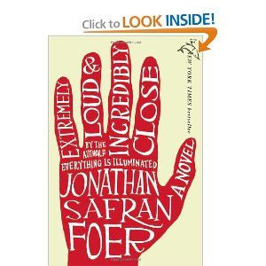Extremely Loud and Incredibly Close -- Wow! GREAT book!!