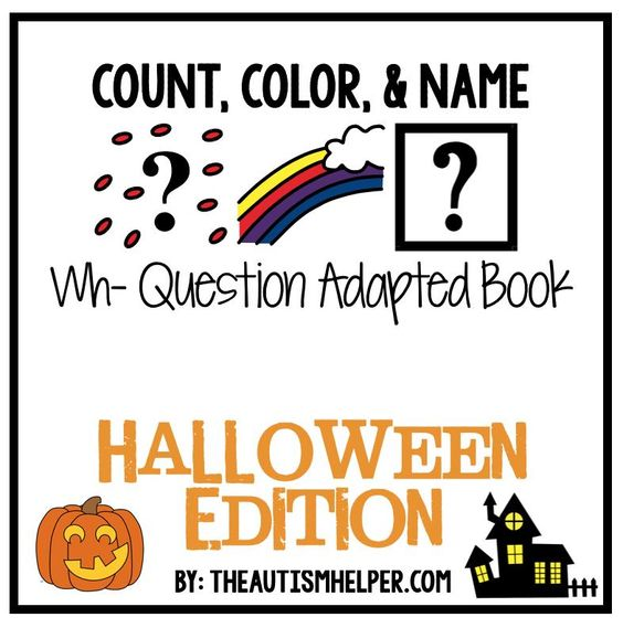 halloween number book