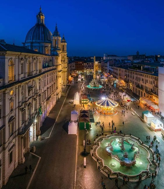 Christmas in Italy Рим на новий рік тури