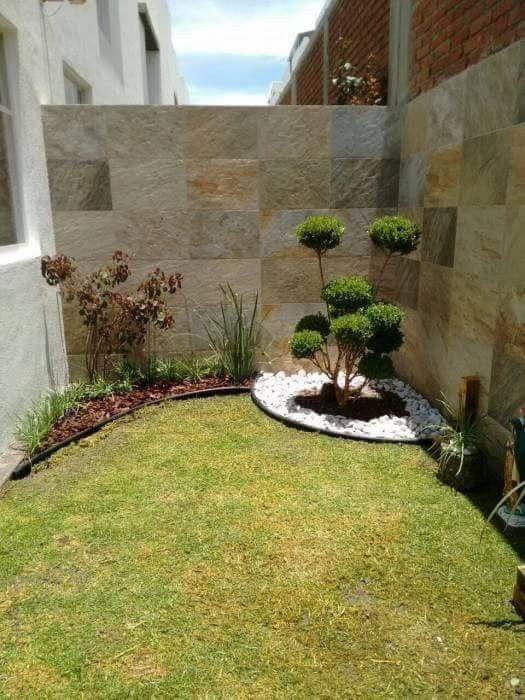 Hermosas Ideas Para Decorar Un Jardin Pequeno Jardines Diseno De Jardin Decoracion De Patio