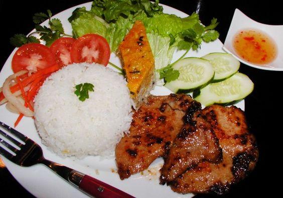 Món cơm Bai sach chrouk