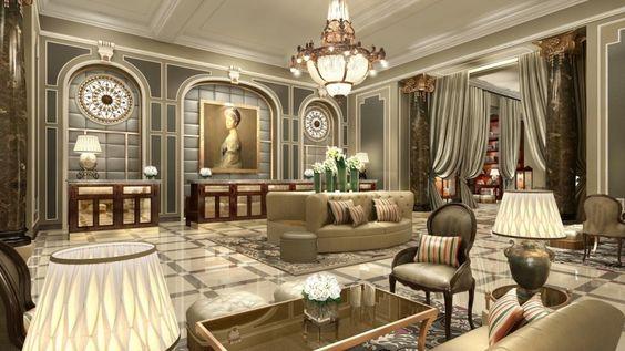 Los hoteles de lujo cotizan al alza: San Sebastián es la única ciudad española en el top 20 de las capitales con los 5 estrellas más caros, con 348,3 euros de media por noche. En la imagen, el Hotel María Cristina.