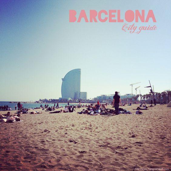 ARTICLE CITY GUIDE • Au sommaire : manger, goûter, boutiques, sortir, promenades, loisirs à Barcelone