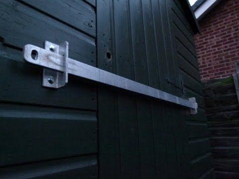 The Burglarybuster 1 French Door Security Device Youtube French Doors Interior French Doors Security Security Door