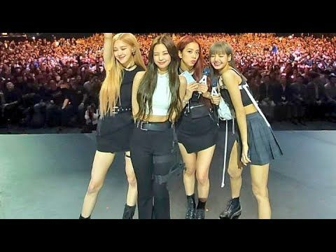 Blackpink S World Tour Becomes The Biggest K Pop Girl Group Tour In History Kpop Girls Girl Group Girl