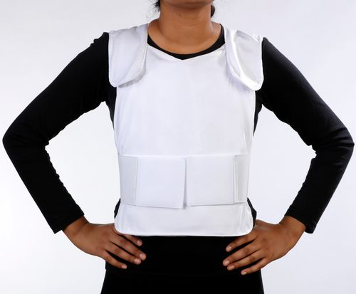 Concealable Cool Vest With Nontoxic Cooling Packs Cooling Vest
