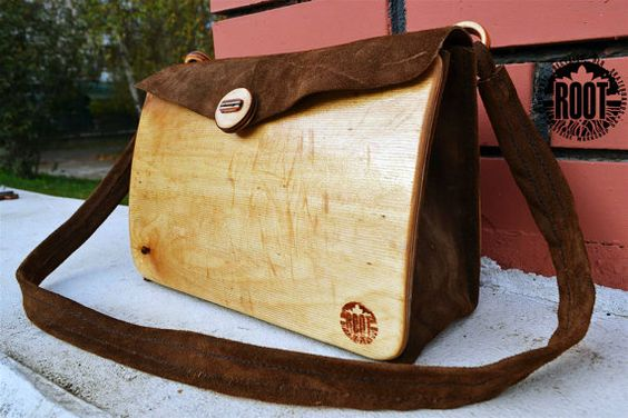 ROOT: Sidewalk Purse  Recycled Skateboards by WESTSIDEWORKSHOP54