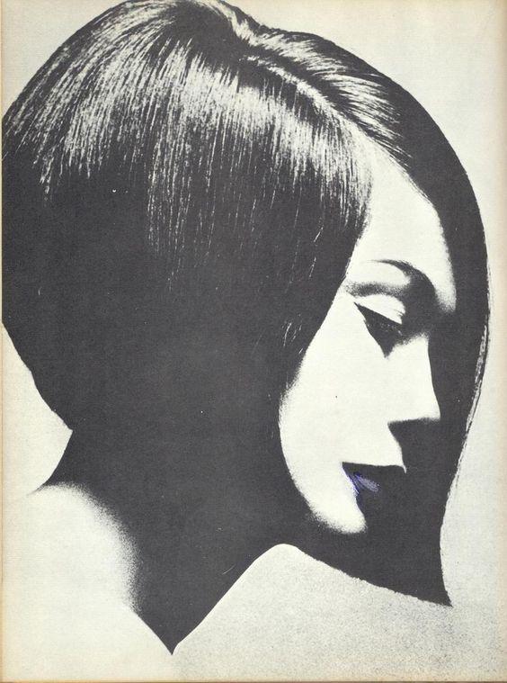 b o b: Inverted Bob Hairstyles, Hair Cut, Bob Cut, Old Hairstyles, Hairstyles Mom, Hair Style, Haircut, Hairstyles Coloring, 1960