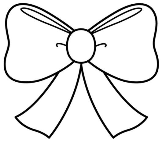 Bow Tie Mickey Mouse Coloring Sheet Bow Clipart Christmas Coloring Books Free Clip Art