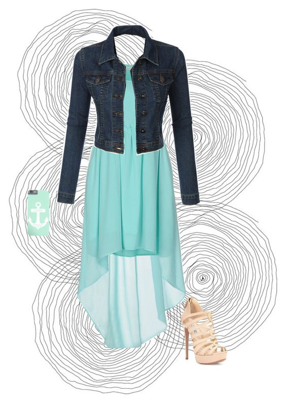 """""""colors fade... but baby you'll still be beautiful"""" by holiness-is-thenewhot ❤ liked on Polyvore featuring Duck Farm, LE3NO and Prada"""