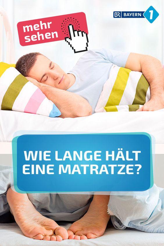 Wie Lange Halt Eine Matratze Ist Meine Matratze Noch Gut In 2020 Matratze Fruhjahrsputz