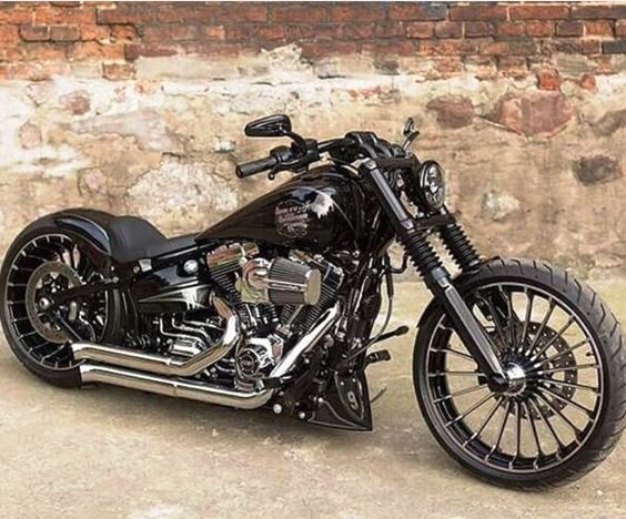 Pin By Joe Chandler On Hd Breakout Bobber Motorcycle Motorcycle Harley Harley Softail