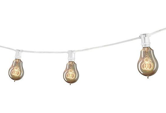 Austin Outdoor String Lights
