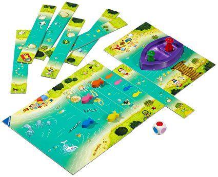 Ravensburger 23334 - Tempo, kleine Fische - Mitbringspiel: Amazon.de: Spielzeug