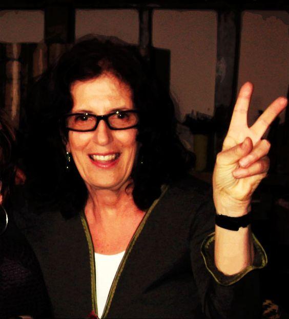 Anita Roddick ~ human rights activist and founder of The Body Shop.