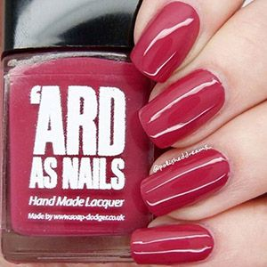 PRE-ORDER 'Ard As Nails- Creme- Lilo Time