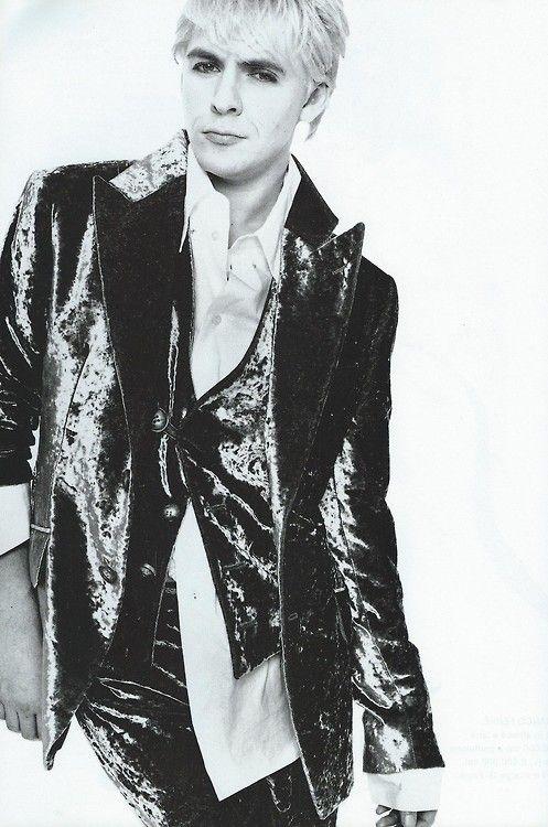 Nick Rhodes...YUM!!!!