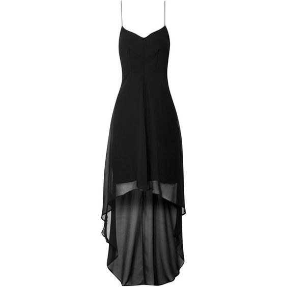 Religion Solid spell maxi dress ($130) found on Polyvore