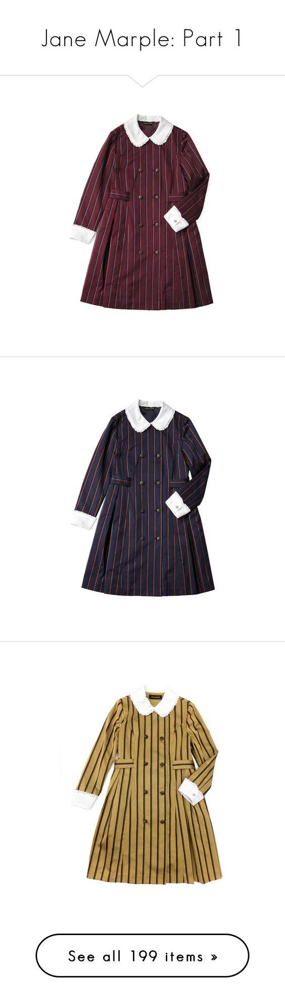 """""""Jane Marple: Part 1"""" by kochana-klaudia ❤ liked on Polyvore featuring janemarple, dresses, skirts, jane marple, knit tops, knit cardigan, purple cardigan, purple top, blue knit cardigan and blue knit top"""