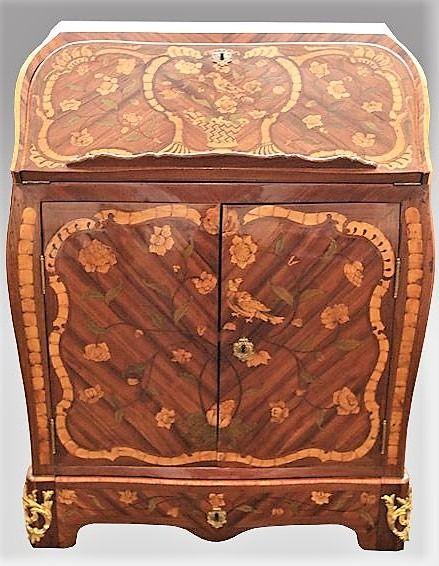 Tuart Jean Baptiste I Ebeniste 18e Siecle Table Tambour Mobilier De France Musee Des Arts Decoratifs