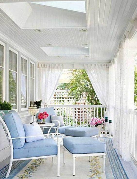 außen architektur balkon sichtschutz weiß stilvoll gartenmöbel - gartenmobel design weis