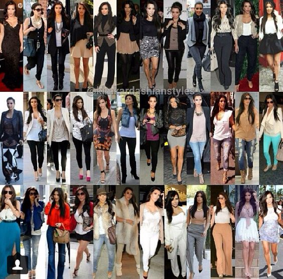 Will always love her style, she's my fashion icon