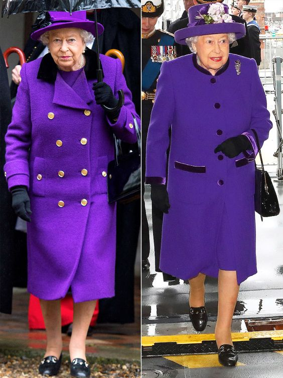 Celebrities In Ultra Violet, the Pantone Color of the Year 2018
