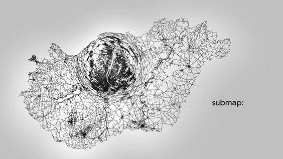 SubMap 2.0: ebullition