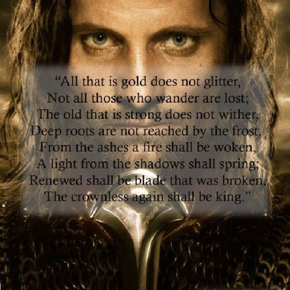 All The Elvish Phrases In Lord Of The Rings Movies