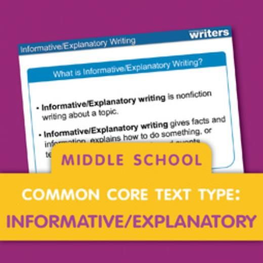 types of essays in middle school Home blog  5 different types of essays – it's all about purpose  of all the different types of essays,  in high school,.