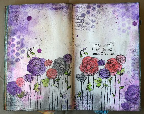 Art journal from Lime Citron