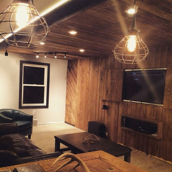 Man Cave Creations : Man cave creation from stockwall ci by stephen stocklin