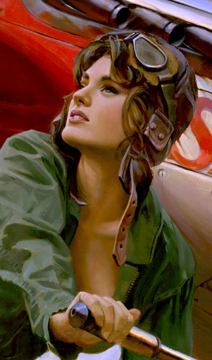 David Uhl ~ Cropped for Detail