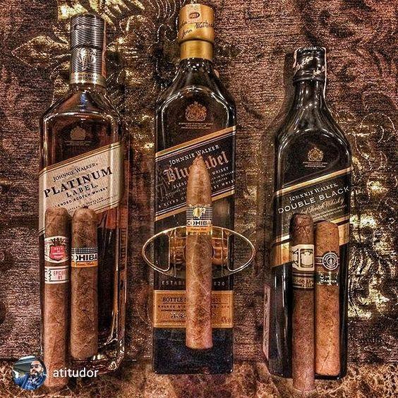 Cigars & Whiskeys