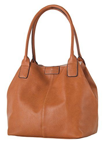 Sale Preis: Tom Tailor Acc MIRIPU 10990 Damen Shopper 44x28x18 cm (B x H x T), Braun (cognac 22). Gutscheine & Coole Geschenke für Frauen, Männer & Freunde. Kaufen auf http://coolegeschenkideen.de/tom-tailor-acc-miripu-10990-damen-shopper-44x28x18-cm-b-x-h-x-t-braun-cognac-22