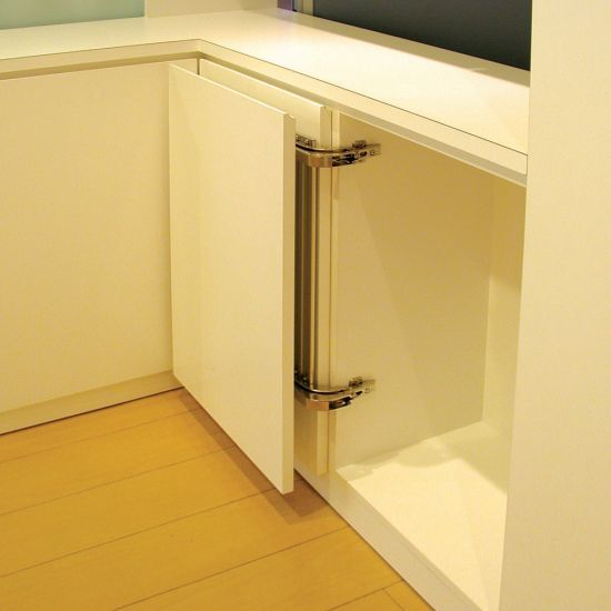 Lateral Opening Door Hinge Set Sliding Cabinet Doors Door Hinges Vertical Doors