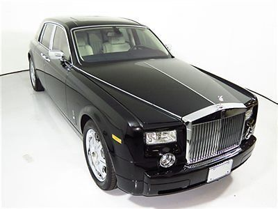 2008 Rolls-Royce Phantom 4dr Sedan