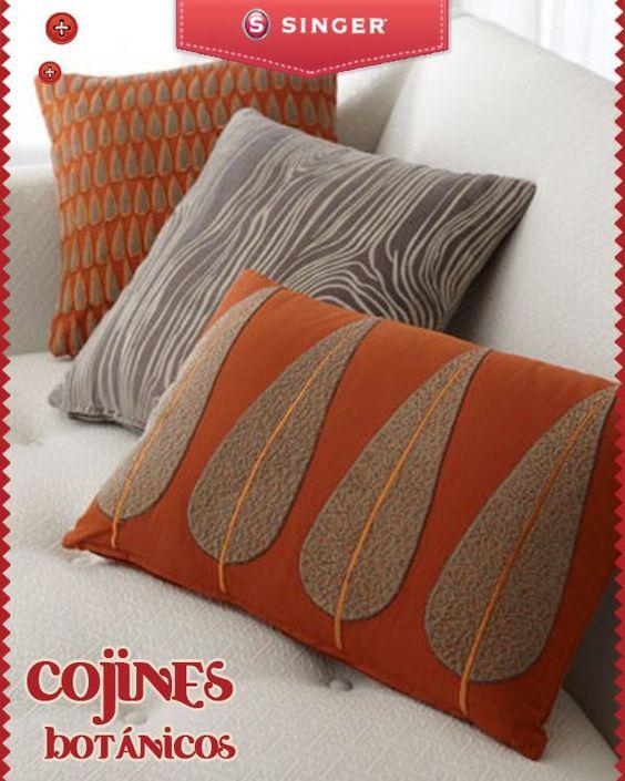 Cojines para muebles del hogar casa decor pinterest - Como hacer cojines para sillas de comedor ...