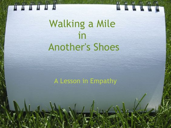 Walking A Mile In Anothers Shoes. A lesson plan that goes with my game! Looks-Like-Language!