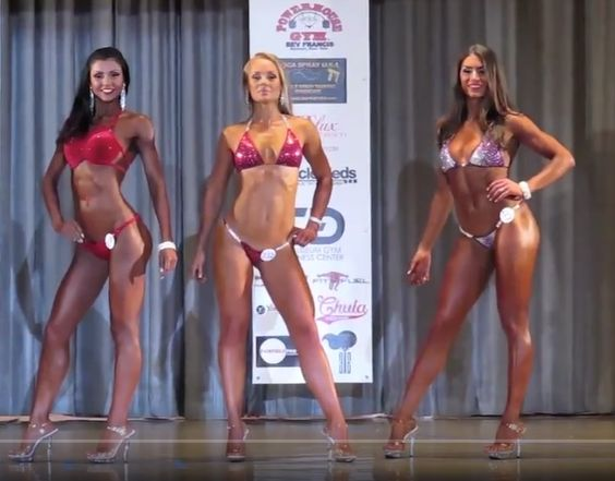 What I Learned about Competition Preparation from Being in a Bikini Competition