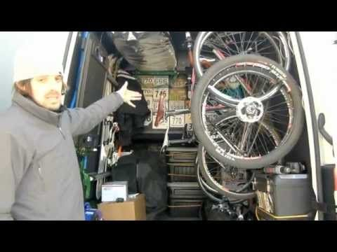 VIDEO: Life in a Sprinter Van: On the Road to Awesome