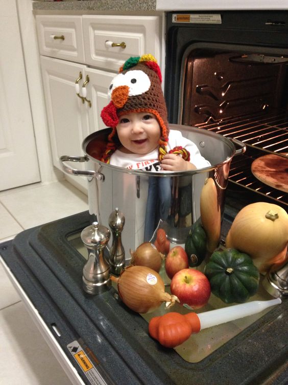 Baby's 1st thanksgiving
