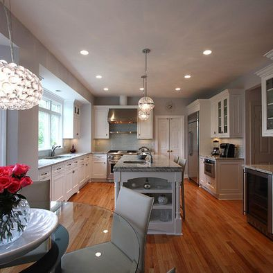 Best Grey Walls White Cabinets Stainless Appliances Warm 400 x 300
